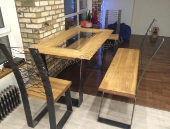 Эксклюзивная мебель из металла 10 мм