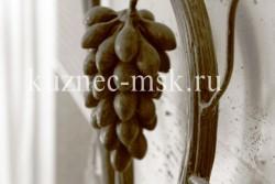 Кованые перила виноградная лоза фото №1