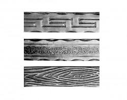 Декоративный поручень для кованых перил - 400 руб./пог.м.